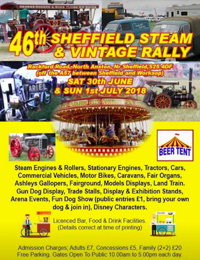 What's on this weekend in and around Sheffield for kids June 30/1st July