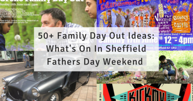 What's On In Sheffield This Weekend For Kids - June 16/17 & Fathers Day