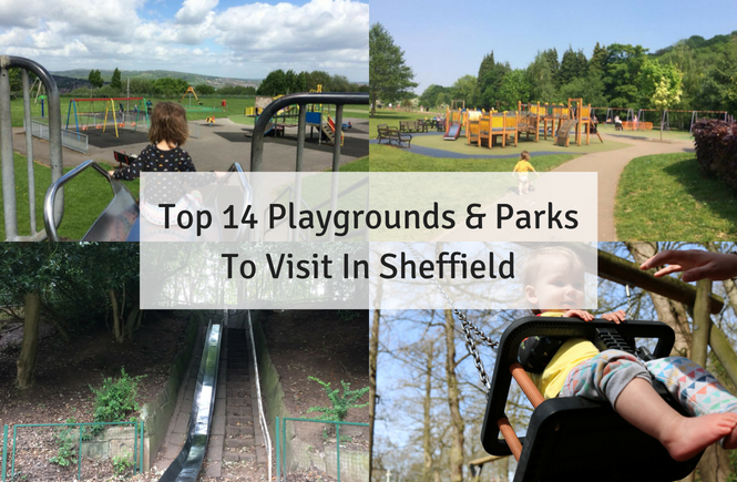 Top 14 Playgrounds & Parks To Visit In Sheffield