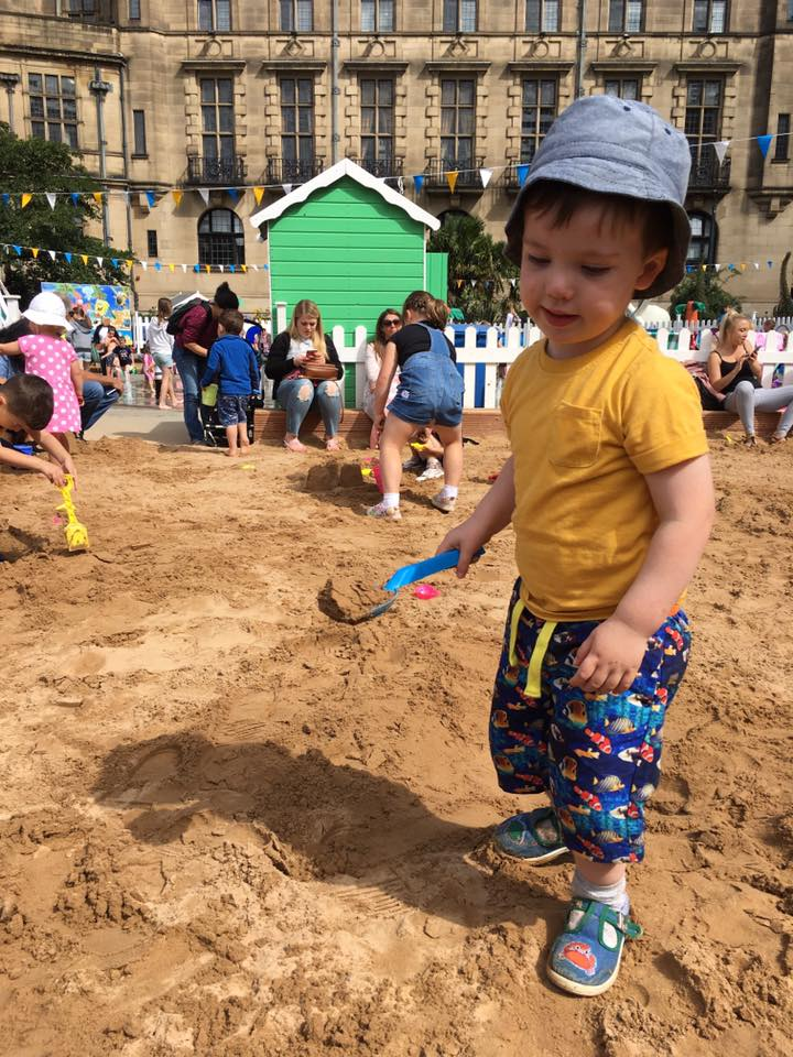 FREE: Sheffield By The Seaside is Back for 2018 at Peace Gardens