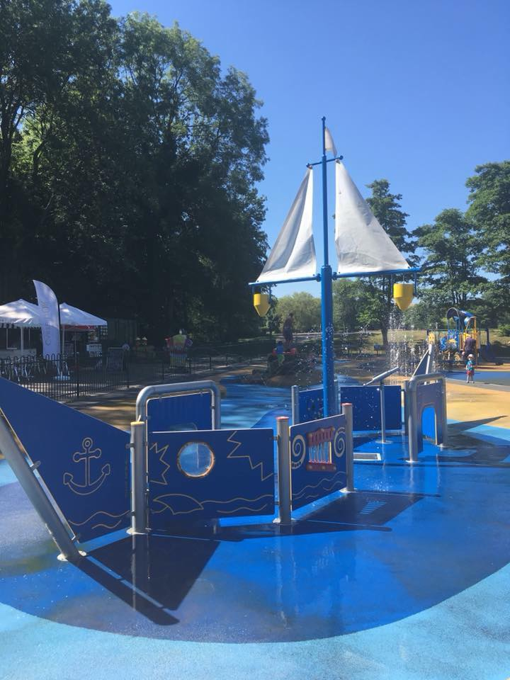 Review: Langold Country Park with FREE Sea Scoundrel splash park