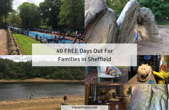40 FREE Days Out For Families in Sheffield