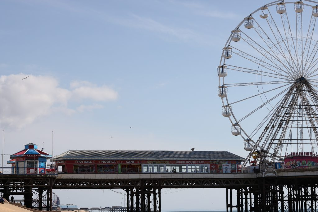 Stanley Park, Madame Tussauds & Blackpool Tower Eye Review