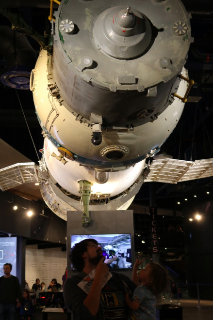 Review: National Space Centre, Leicester