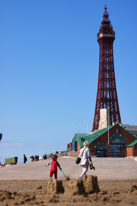 Stanley Park, Madame Tussauds Blackpool Tower Eye Review