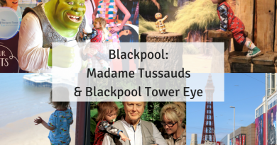 Stanley Park, Madame TussaudsBlackpool Tower Eye Review What's on this weekend in and around Sheffield for kids August 4/5