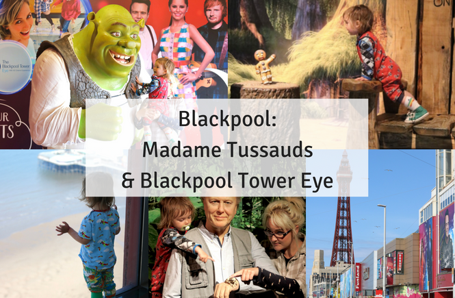 Stanley Park, Madame Tussauds Blackpool Tower Eye Review What's on this weekend in and around Sheffield for kids August 4/5