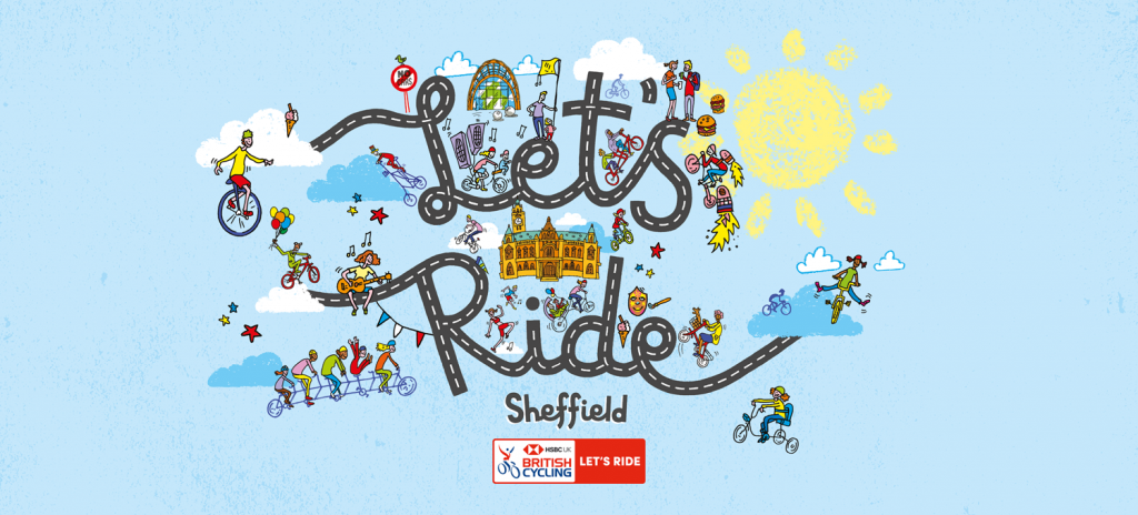 hsbc lets ride Sheffield What's on this weekend in and around Sheffield for kids July 14/15