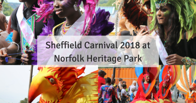 Sheffield Carnival 2018 at Norfolk Heritage Park