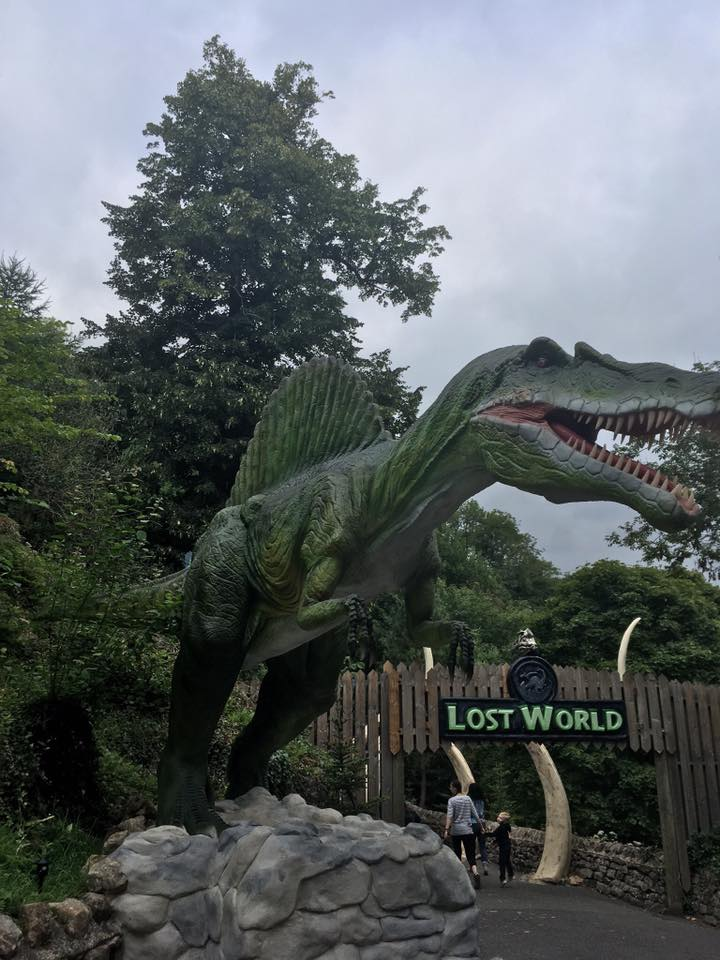 Family Day Out at Gullivers Kingdom, Matlock Bath: Review