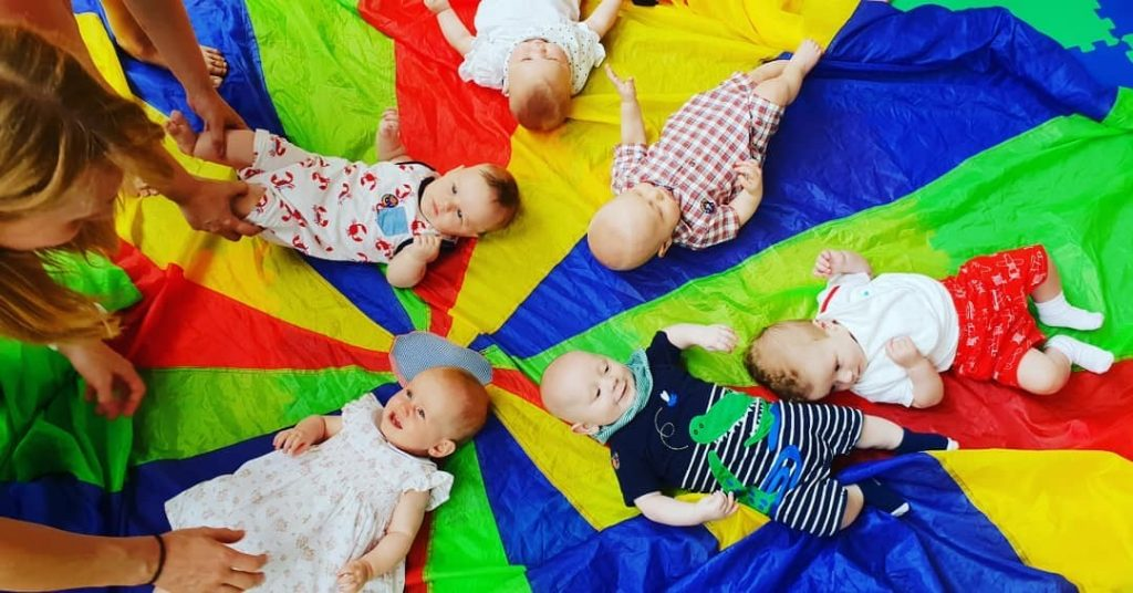 Rattle & Roll Music Sheffield: Baby and Toddler Classes