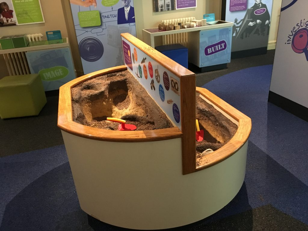 Experience Barnsley Museum
