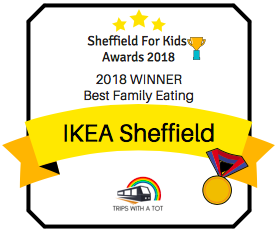Sheffield For Kids Awards 2018