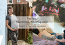 Top Tips How To Enjoy Pregnancy: Fi from The Daisy Foundation, Sheffield