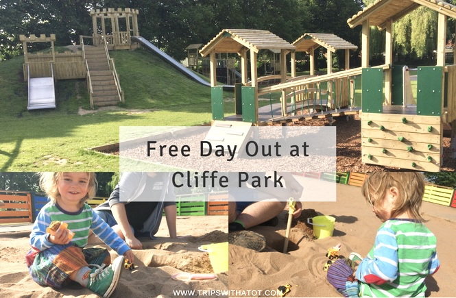 Free Day Out: Cliffe Park, Dronfield