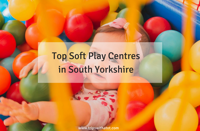 Best indoor and soft play centres in Sheffield & South Yorkshire