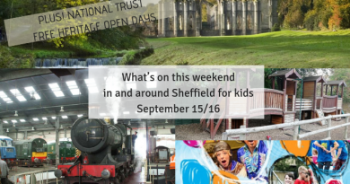 What's on this weekend in and around Sheffield for kids September 15/16 | Heritage Open Days
