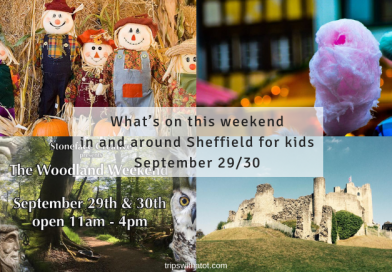 What's on this weekend in and around Sheffield for kids September 29/30
