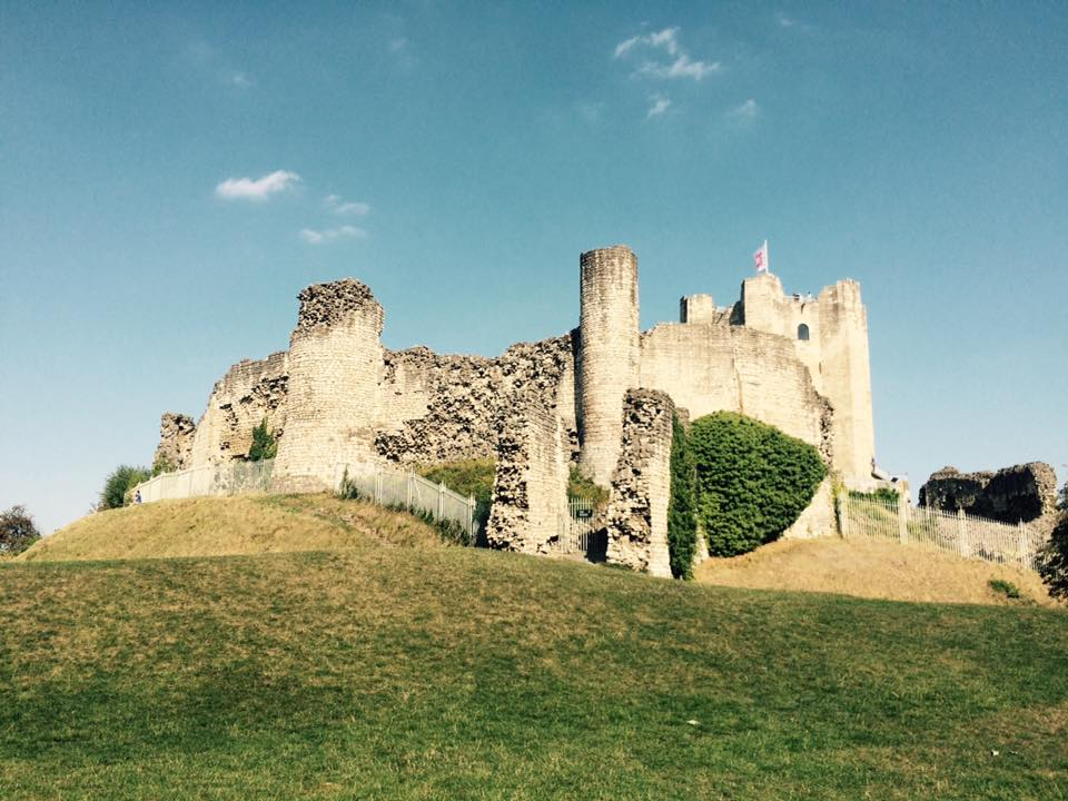 Exploring Conisborough Castle |  Top English Heritage family days out near Sheffield