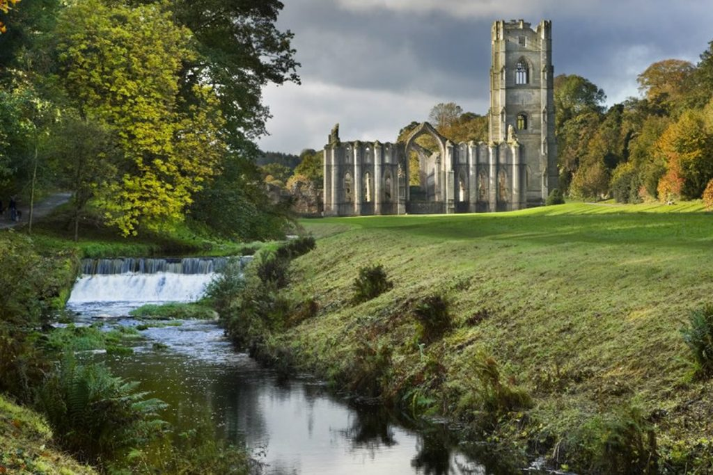 fountains abbey What's on this weekend in and around Sheffield for kids September 15/16