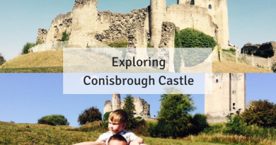 Exploring Conisbrough Castle | English Heritage in Doncaster