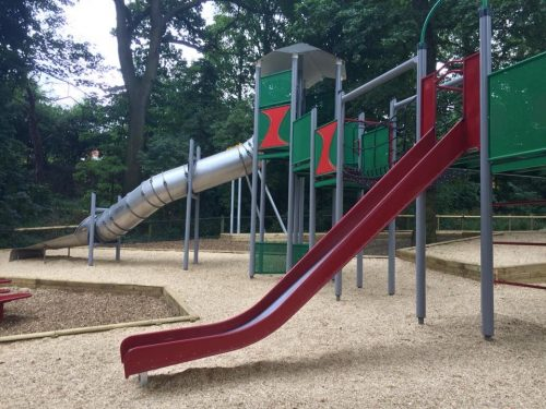 Free day out: Fantastic NEW Adventure Playground at Norfolk Heritage Park, Sheffield