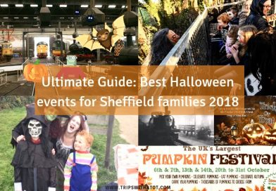Ultimate Guide: Best Halloween events for Sheffield families 2018