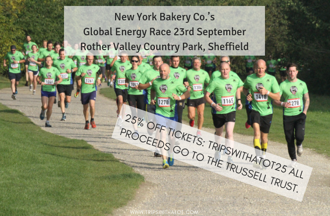 New York Bakery Co.'s Global Energy Race, Rother Valley Country Park Sheffield 2018