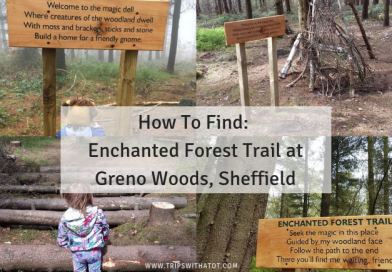 How To Find Enchanted Forest Trail at Greno Woods, Sheffield - Trips With A Tot