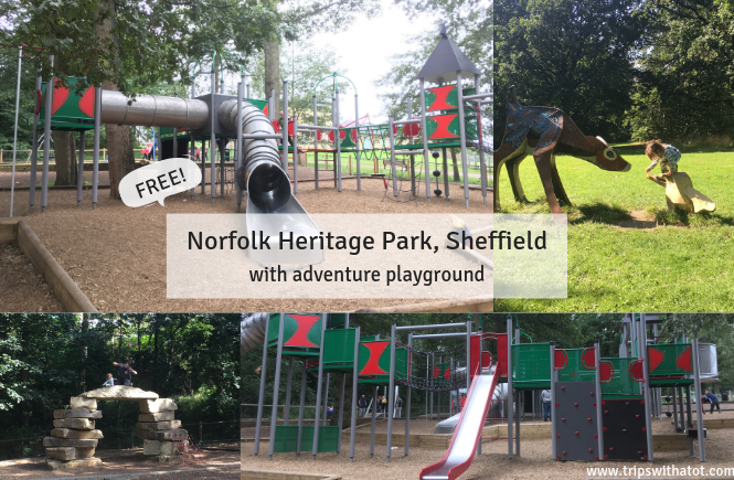 Free day out: Norfolk Heritage Park, Sheffield