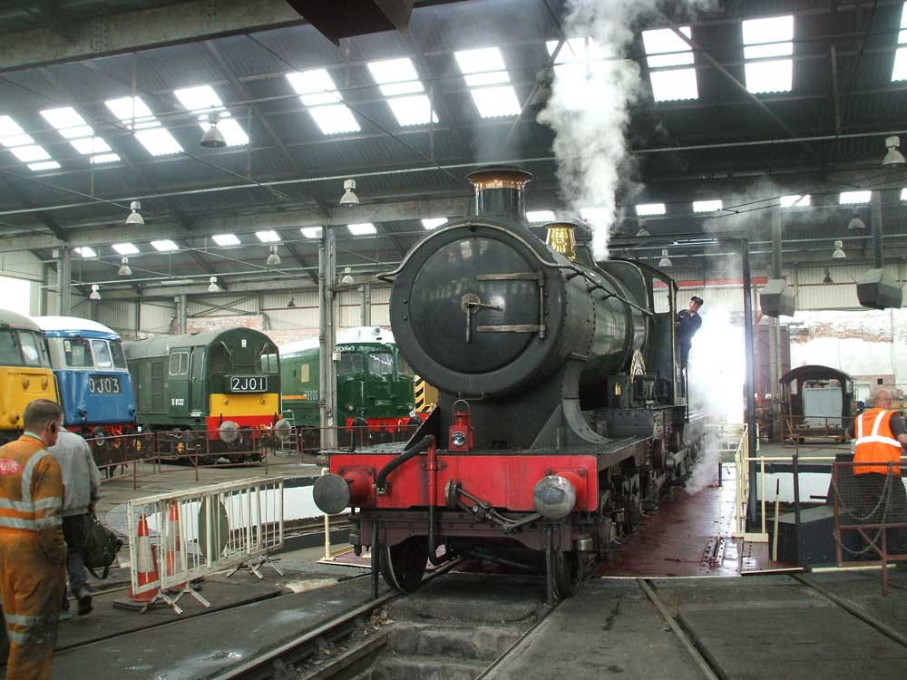 barrow hill roundhouse What's on this weekend in and around Sheffield for kids September 15/16