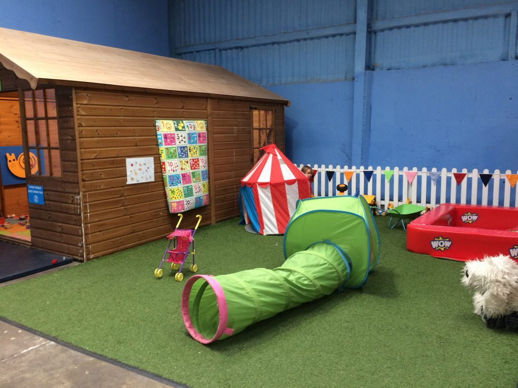 Things To Do In Nottingham with a toddler - White Post Farm