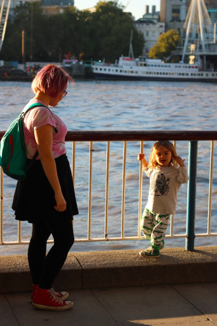 Things To Do In London with a toddler - South Bank
