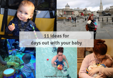 11 ideas for what to do & where to go with your baby in the early days