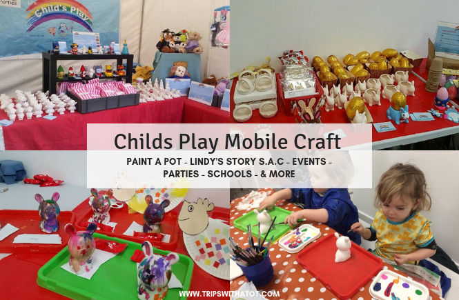 Childs Play Mobile Craft Sheffield