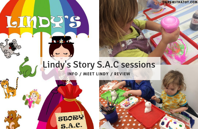 Lindy's Story S.A.C - Childs Play craft sessions in Sheffield