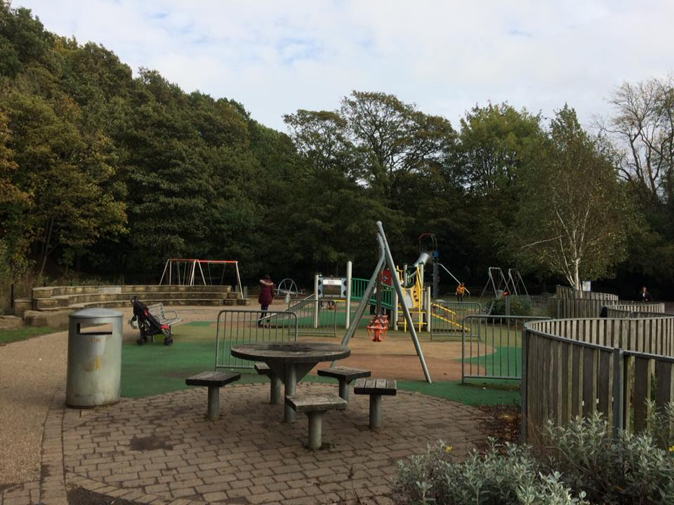 5 Things To Do At Endcliffe Park Sheffield: Playgrounds for kids