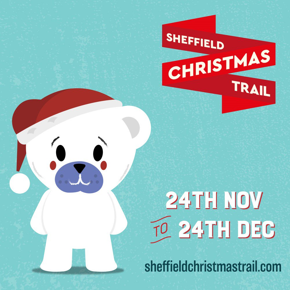 FREE Sheffield Christmas Trail - Christmas for kids in Sheffield