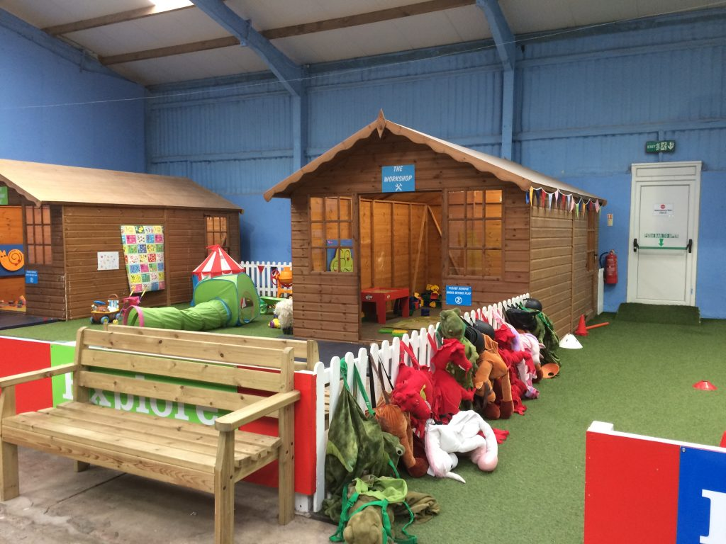 Family Day Out at White Post Farm Review: Farm Parks in East Midlands