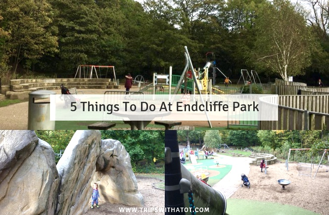 5 Things To Do At Endcliffe Park, Sheffield: Playgrounds for kids
