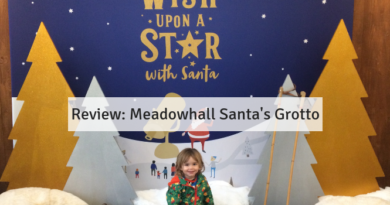 Meadowhall Grotto Review: Wish Upon A Star With Santa