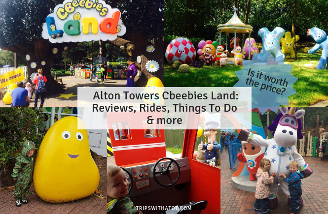 Reviews: Alton Towers Cbeebies Land: Rides, Things To Do & more