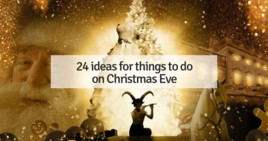 24 Things to do on Christmas Eve with Family in Sheffield