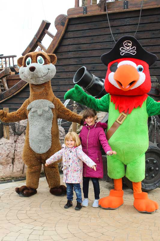 Reviews: Flamingo Land, Yorkshire with toddlers