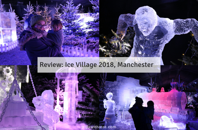 Review: Ice Cavern at Ice Village 2018 in Manchester