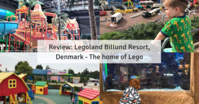 Review: Legoland Billund Resort, Denmark - The home of Lego