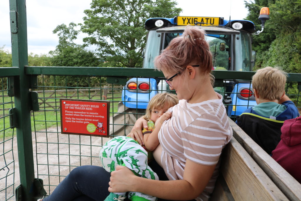 Breastfeeding update: stopping at 3 years whilst pregnant with baby number 2!