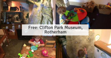 Free: Clifton Park Museum, Rotherham