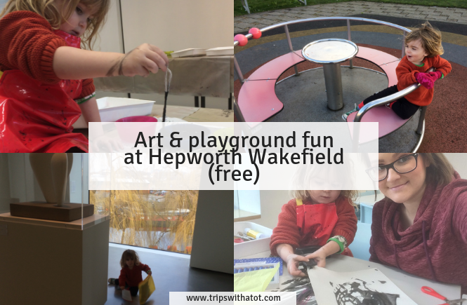 Free day out at Hepworth Wakefield