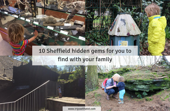 Sheffield hidden gems - days out & places to go with kids